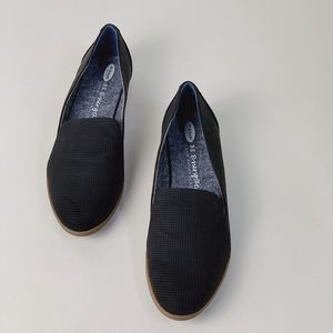 DR. SCHOLL'S Dawned Perforated Loafer Black